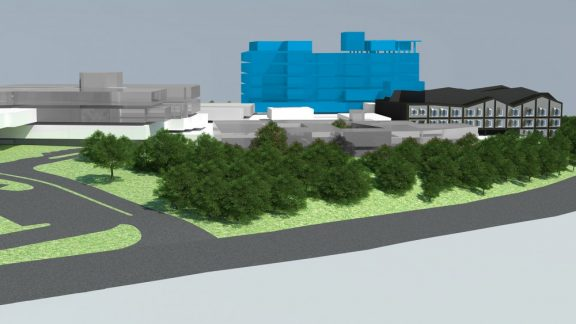Frankston Hospital expansion