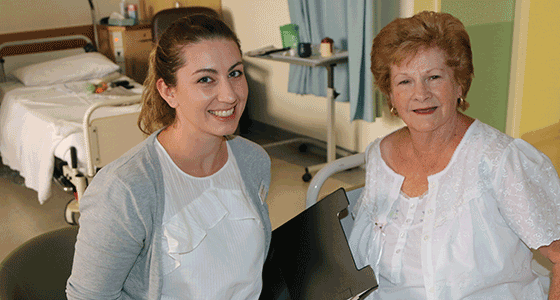 Social Work for Patients and Visitors