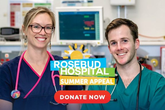 Rosebud Hospital Summer Appeal