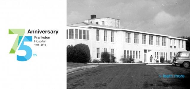 Frankston Hospital 75th Anniversary