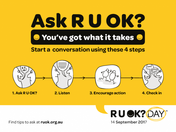Ask R U OK?