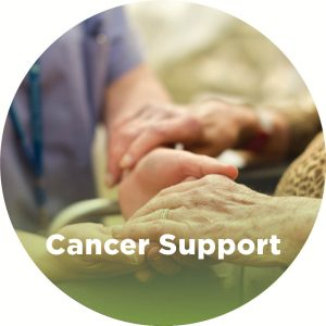 Support for cancer patients