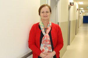 Cathy at Frankston Hospital