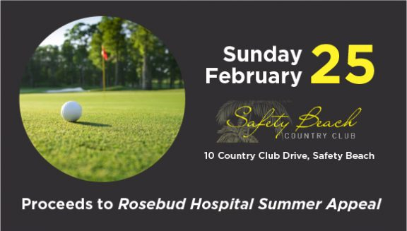 Charity Golf Day RHSA