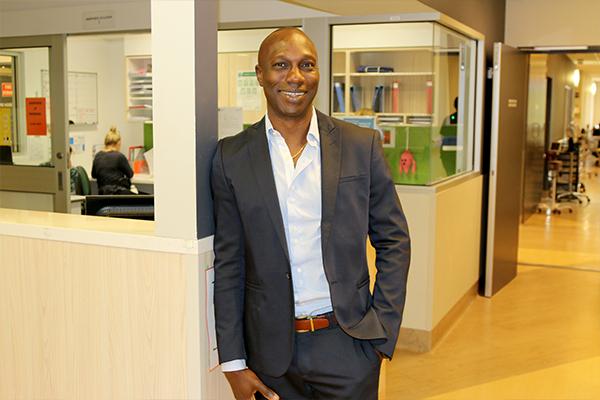 Dr Efe Obudu