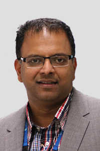 Dr Shyaman Menon