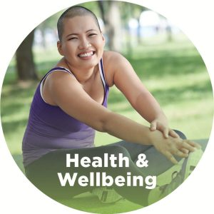 Health and wellbeing for cancer patients