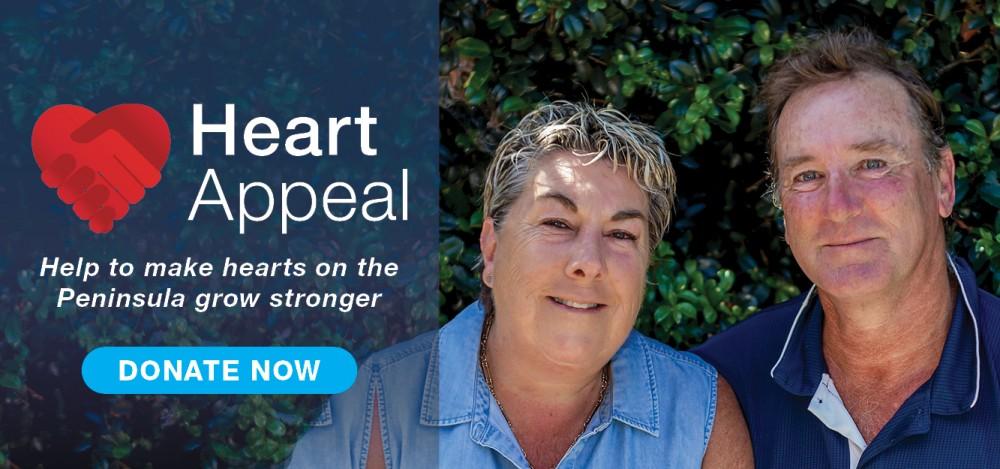 Heart Appeal Peninsula Health