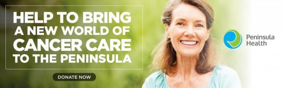 New world of cancer care on the Peninsula