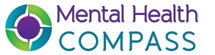 Mental Health Compass logo