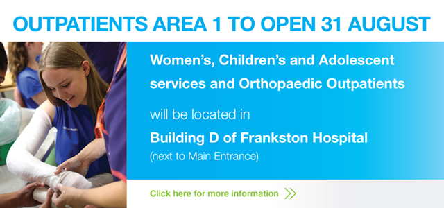 Outpatient Area 1