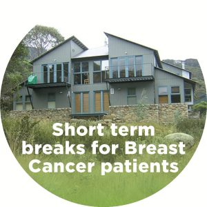 Short breaks for Breast Cancer patients