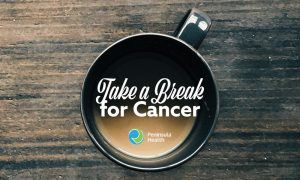 Take a Break for Cancer