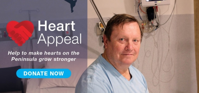 Help to make hearts on the Peninsula grow stronger