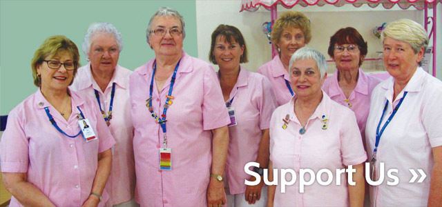 Pink Ladies – Support Peninsula Health